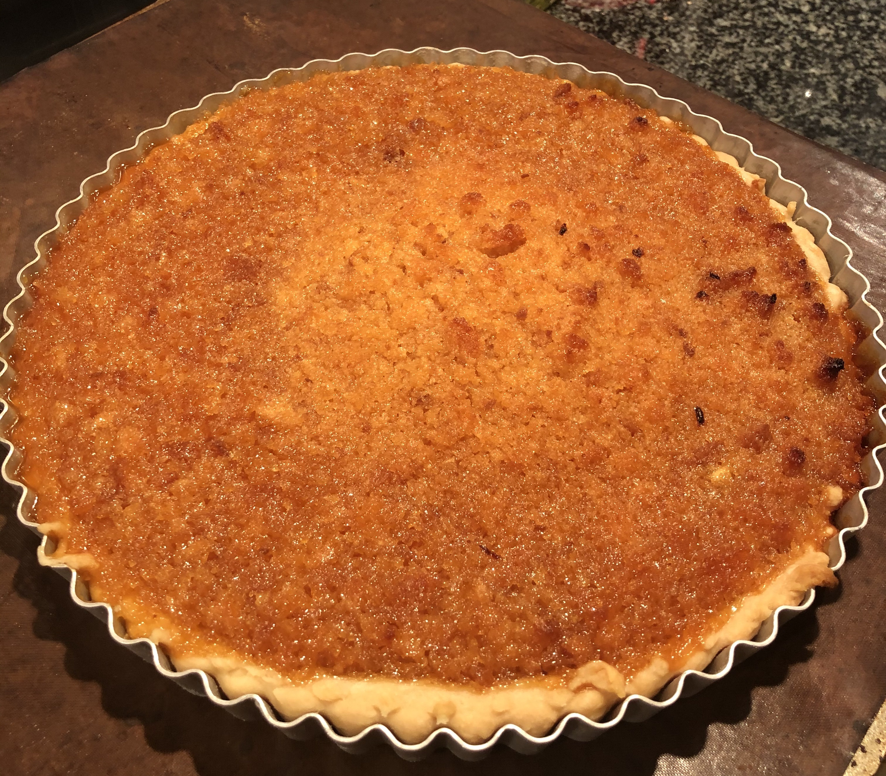 Treacle Tart How Do I Cook